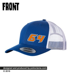 Retro Truckers Cap BB64